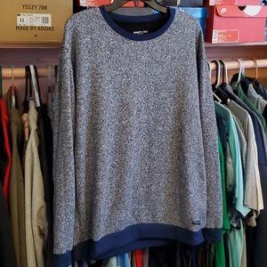 Stylish Kenneth Cole crew neck sweater men's XL
